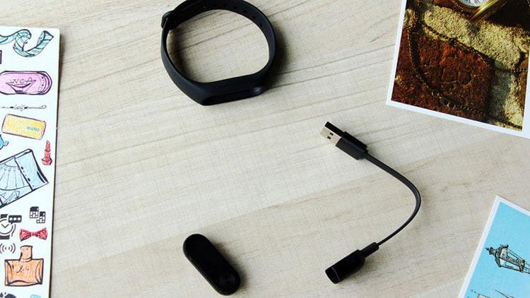 Фитнес-браслет с пульсометром Xiaomi Mi Band 2 5