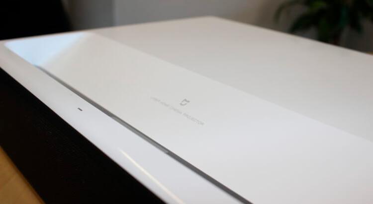 Xiaomi projector: внешний вид