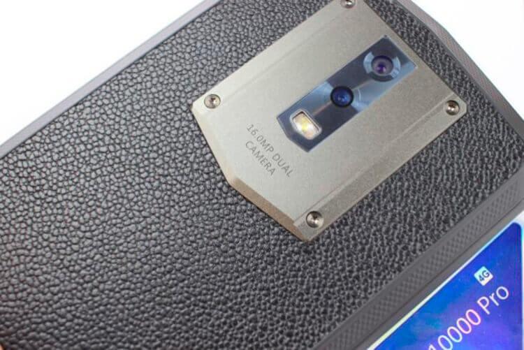 Blackview P10000 Pro камеры