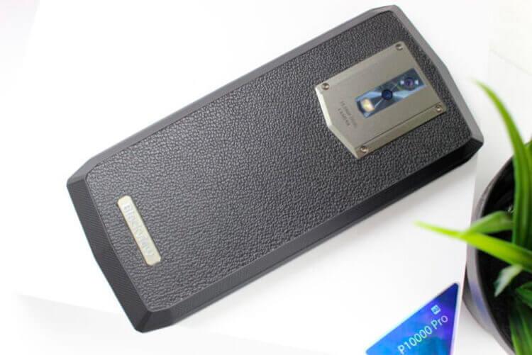 Blackview P10000 Pro дизайн