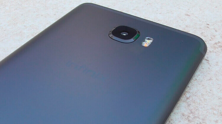 Камера Infinix Note 4 Pro