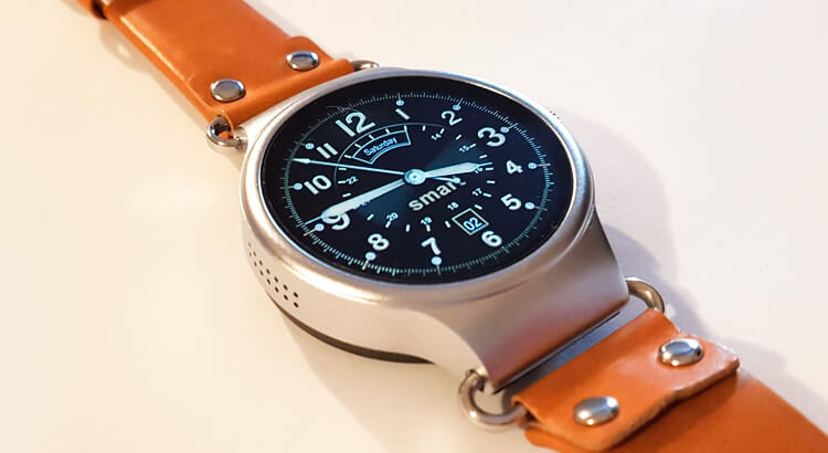 Подарок парню часы KingWear KW98