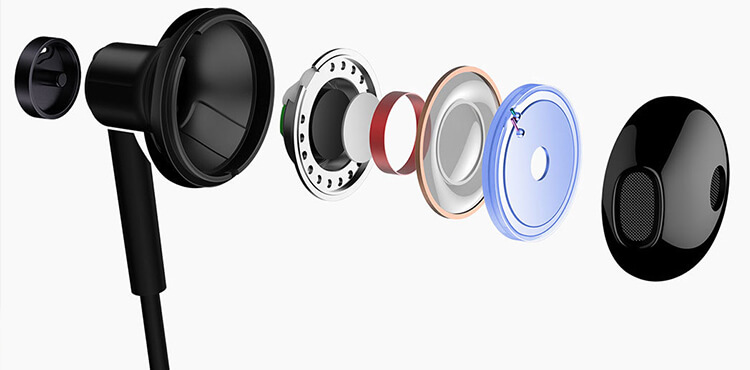 Качество звучания Xiaomi Mi Half in-Ear