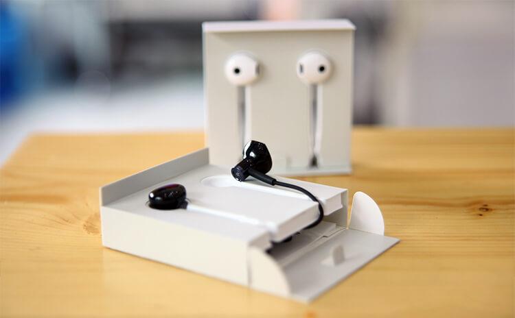Цвета Упаковка Xiaomi Mi Half in-Ear