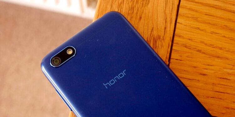 Задняя камера Honor 7S