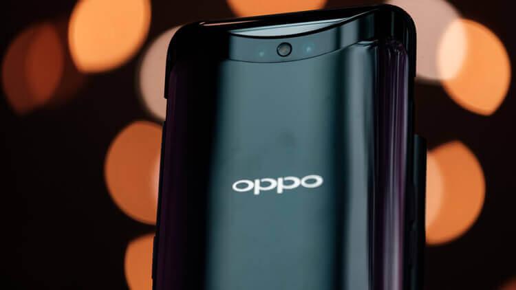 Задние камеры Oppo Find X