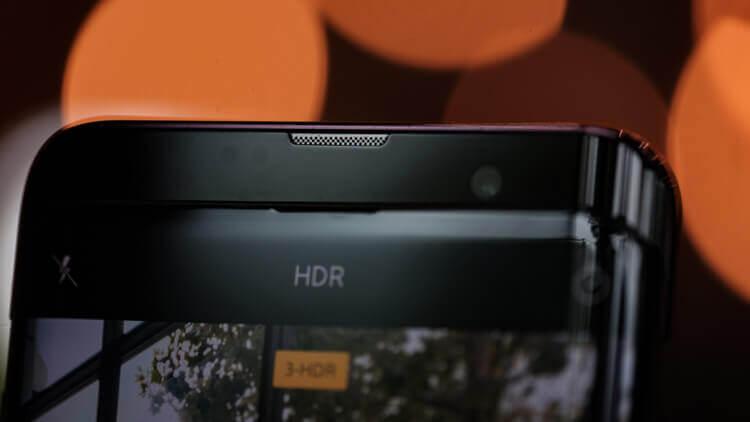 Фронтальная камера Oppo Find X