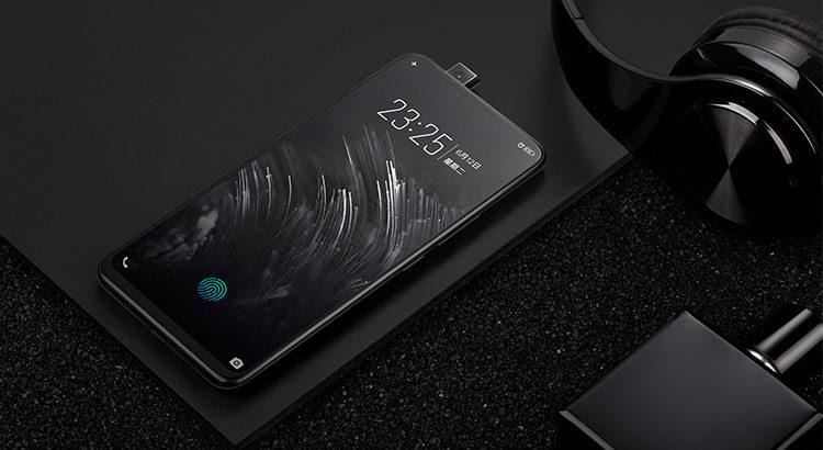 Четный смартфон с большим экраном vivo nex