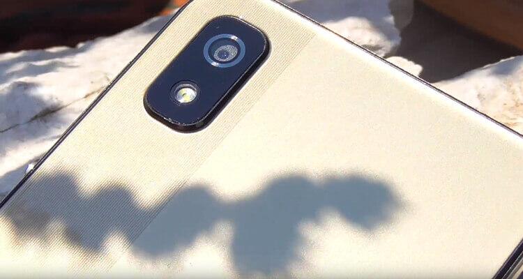 Камера Elephone-A4