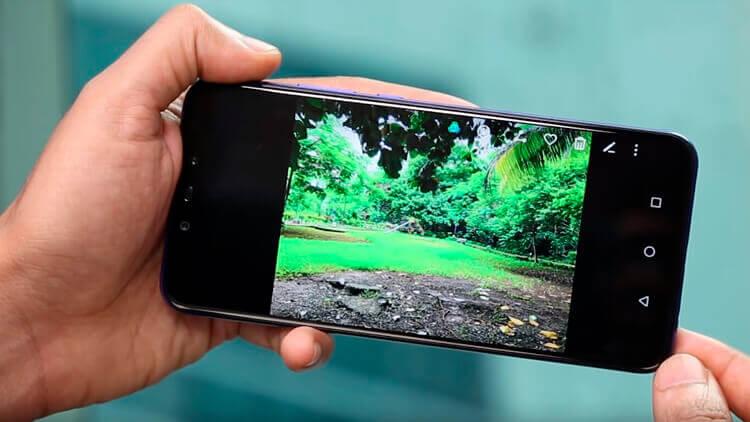 Huawei Nova 3 и его интеллект