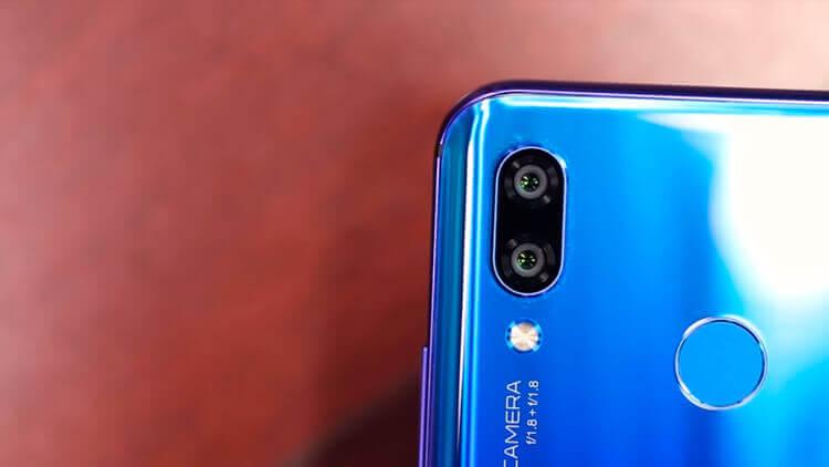 Huawei Nova 3 и его камеры