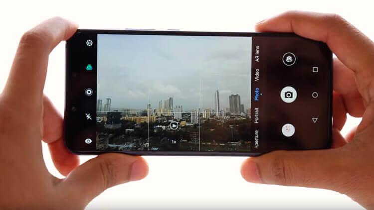 Huawei Nova 3 и фотографии