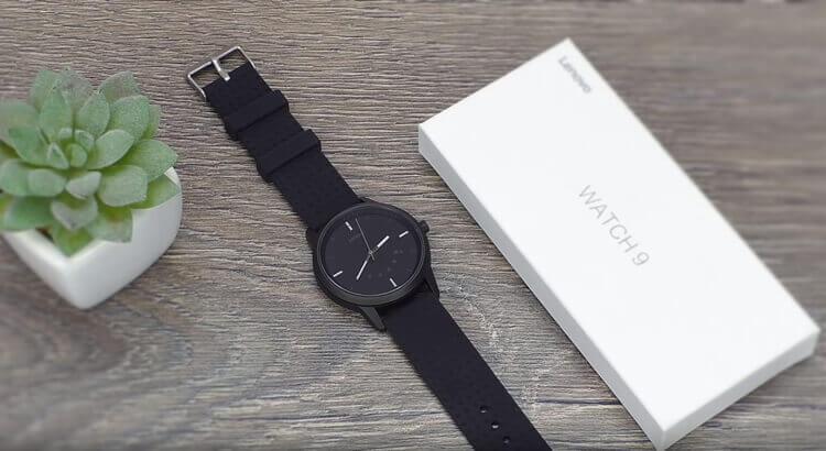 Комплектация Lenovo Watch 9
