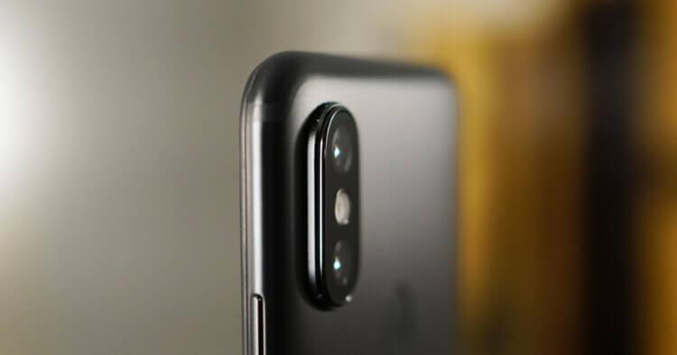 Xiaomi Mi A2 задние камеры
