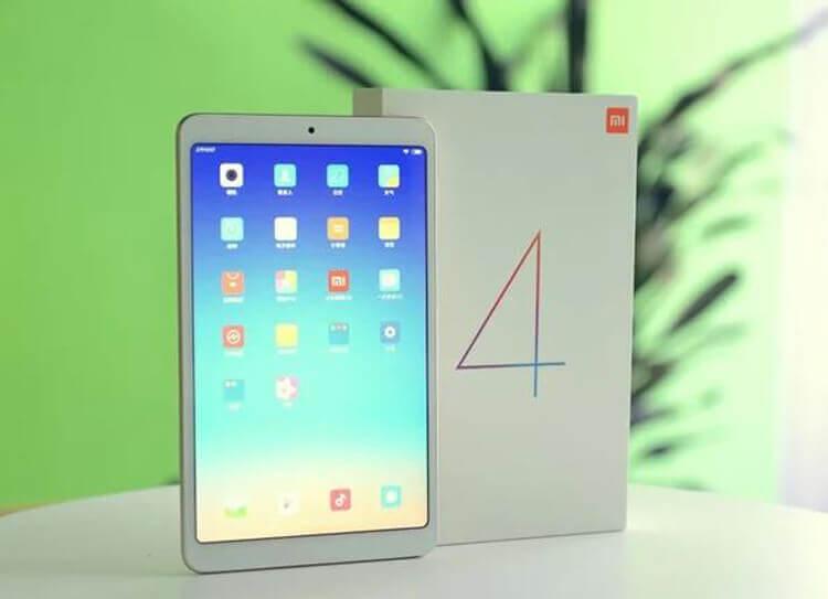 Xiaomi Mi Pad 4 батарея