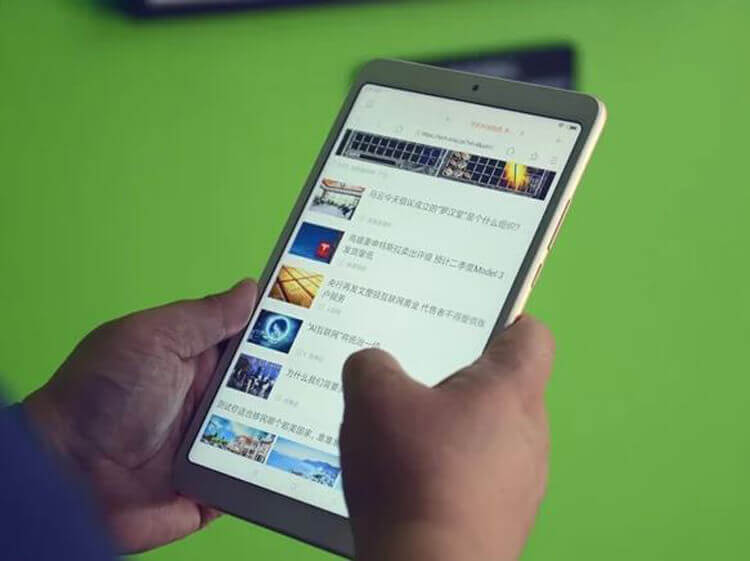 Xiaomi Mi Pad 4 программное обеспечение