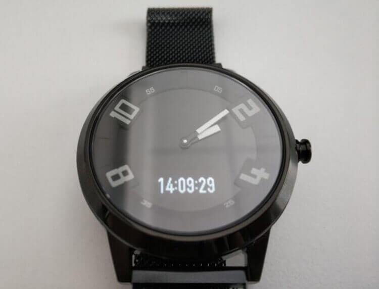 Время на Lenovo Watch X