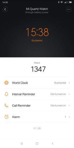 Функции Xiaomi Mijia SYB01