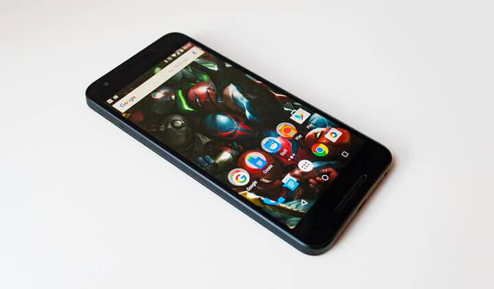 LG NEXUS 5X — аналог Google Pixel