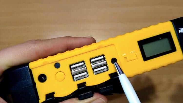 Зарядка от USB и для ноутбука