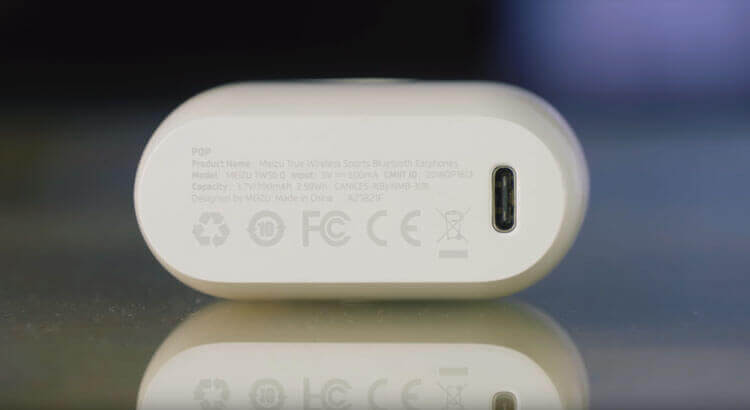 Разъем для зарядки Meizu POP