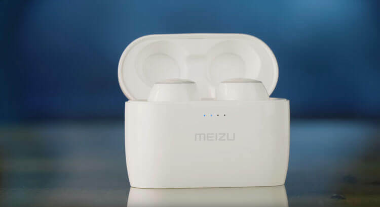 Meizu POP индикатор заряда