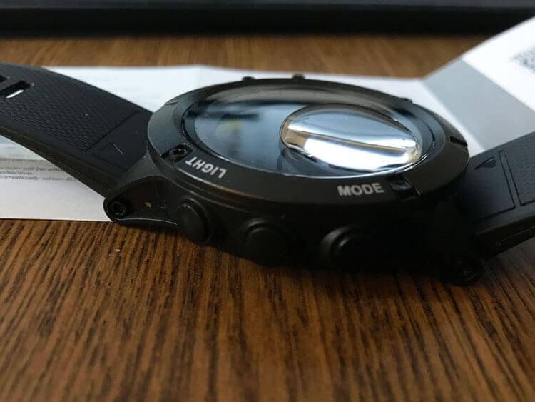 Минеральное стекло Alfawise Sports Smart Watch