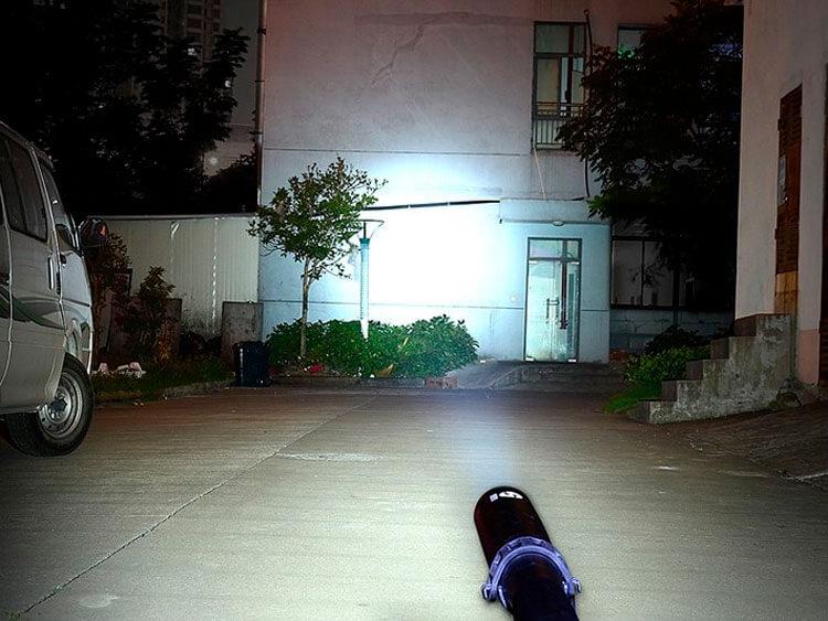 Как сфетит фонарь-бита