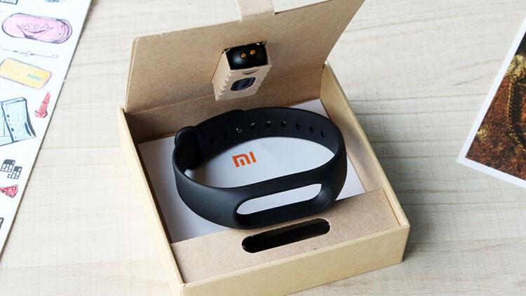 Фитнес-браслет с пульсометром Xiaomi Mi Band 2 1