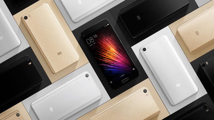 Xiaomi Mi5 сравнение корпуса