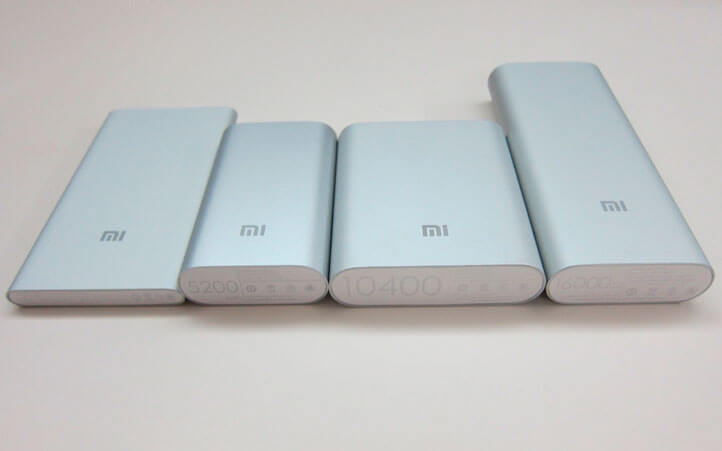 Power Banks от фирмы Xiaomi