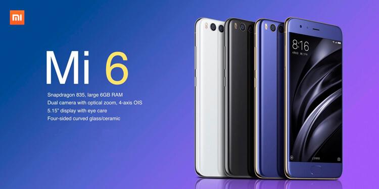 Xiaomi Mi 6 отзывы
