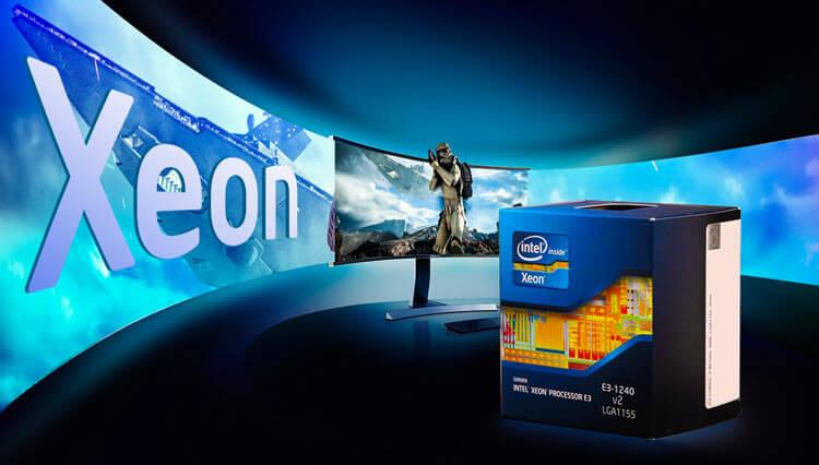 Игровой процессор xeon