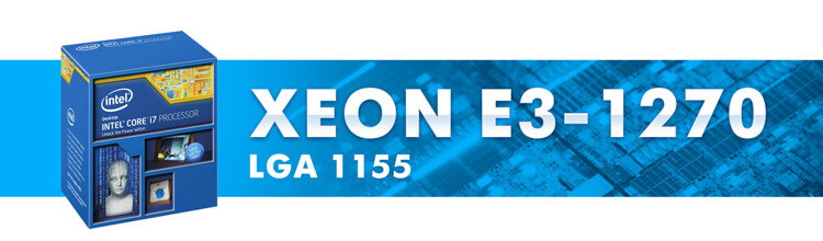 Intel Xeon e3-1270 на LGA 1155