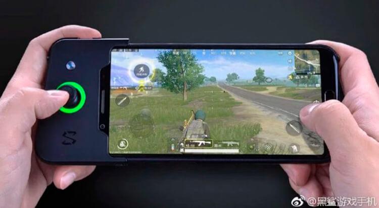 Игровой джойстик Xiaomi Black Shark