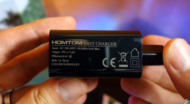 charger homtom 3a