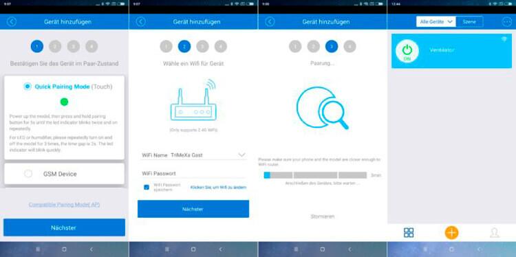 Alfawise Smart WiFi приложение