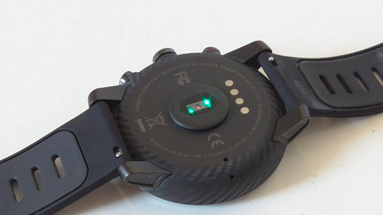 Пульсометр смарт-часов от Xiaomi и Huami