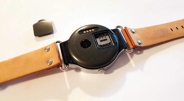 Часы телефон с сим картой KingWear-KW98