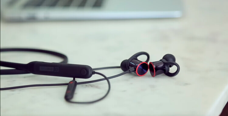 OnePlus Bullets Wireless наушники