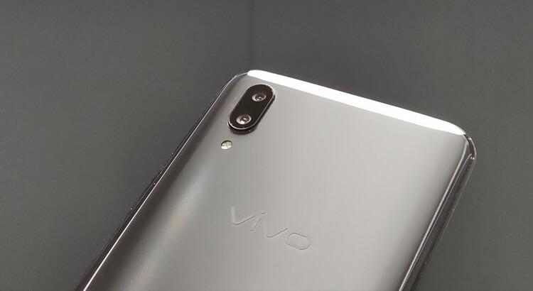 Vivo X21 камера телефона