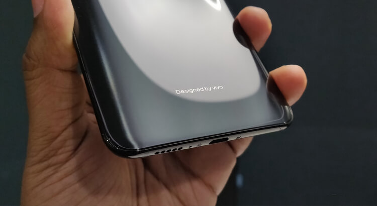 Vivo X21 динамик телефона