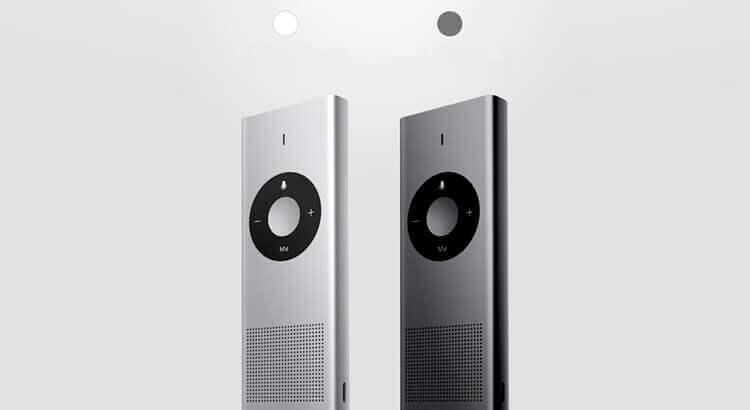 Xiaomi AI Translator доступен в двух цветах