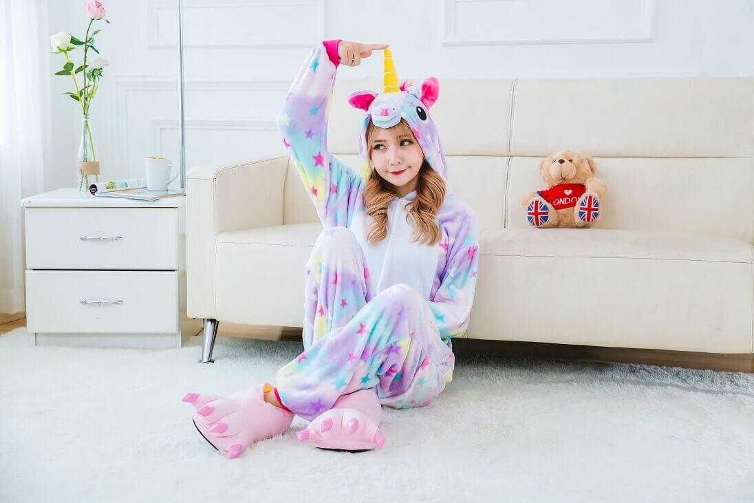Кигуруми пижама для девушек