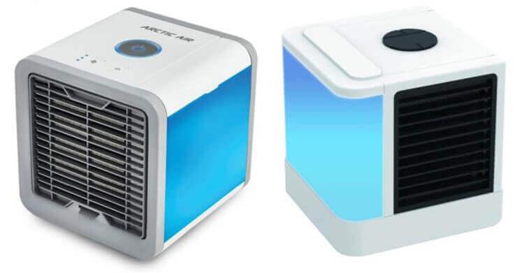 Сравнение версий охладителей