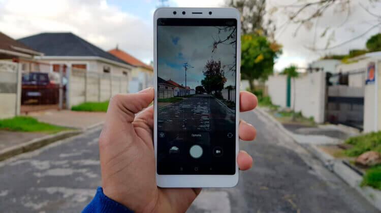 Камера смартфона