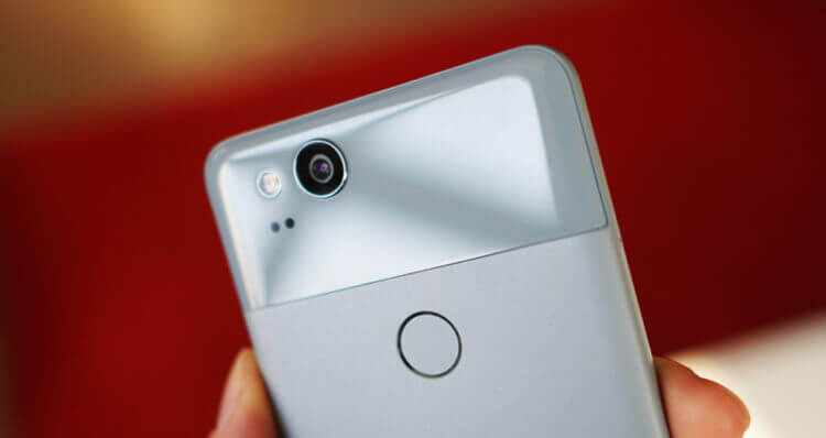 Камера Google Pixel 2