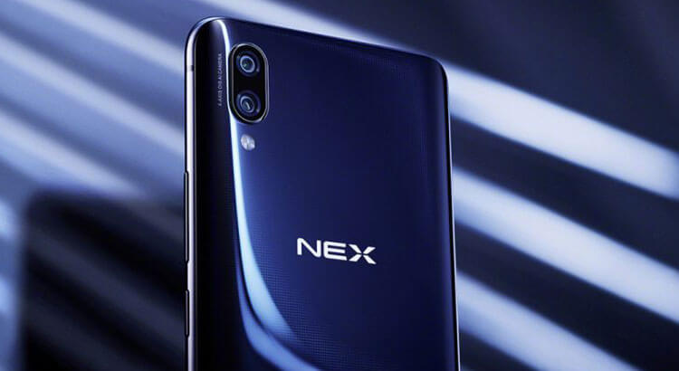 Камера vivo nex