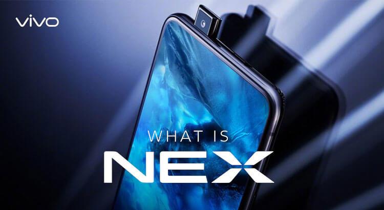 Лучший безрамочный телефон vivo nex