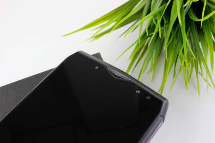 Фронтальная камера Ulephone Power 5